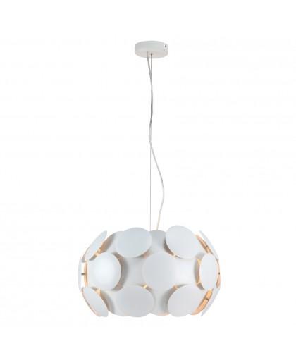 Подвесной светильник Arte lamp Pluto A5839SP-4WH белый