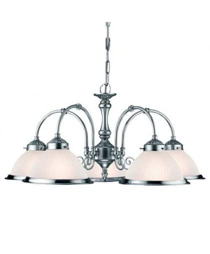Люстра Диаметр 62 см Arte Lamp A9366LM-5SS никель