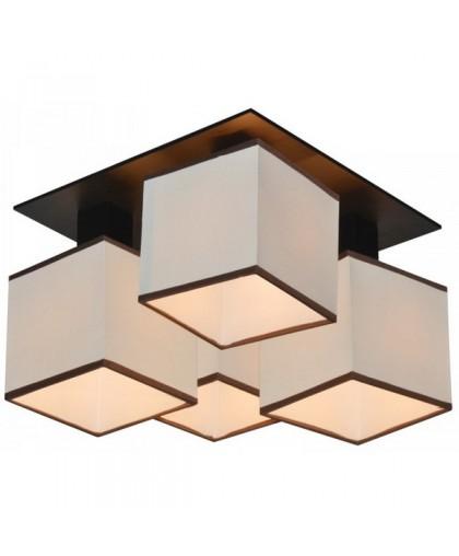 Светильник Arte Lamp A4402PL-4BK Черный