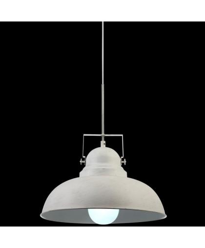 Подвесной светильник Arte Lamp A5213SP-1WG Martin бело-золотой Loft