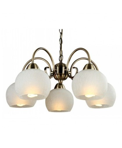 Люстра диаметр 54 см Arte Lamp A9316LM-5AB Margo бронза