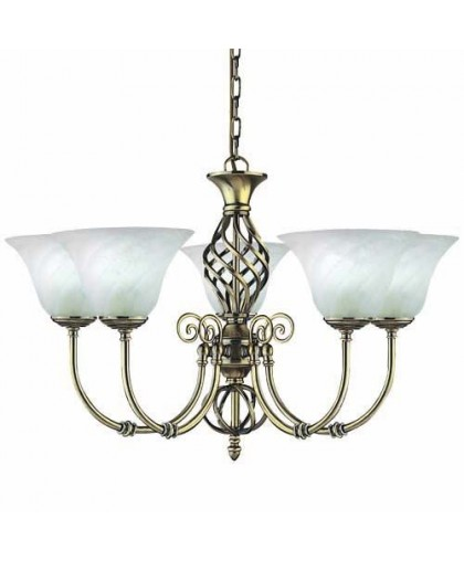 Люстра диаметр 62 см Arte Lamp A4581LM-5AB бронза