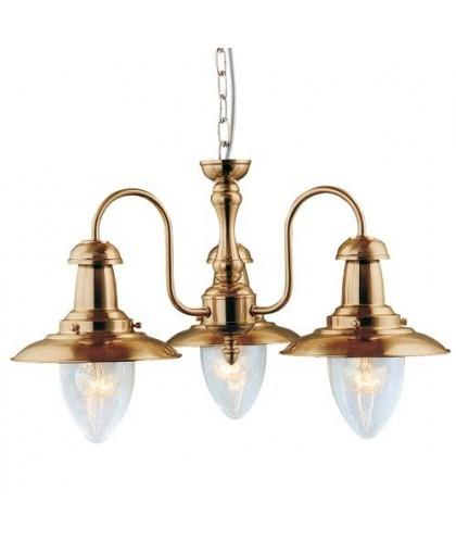 Люстра Arte Lamp A5518LM-3AB бронза