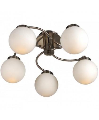 Люстра Arte Lamp A8170PL-5SS Cloud никель