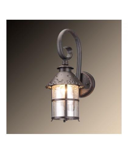 Уличный настенный светильник Arte Lamp Persia A1462AL-1RI