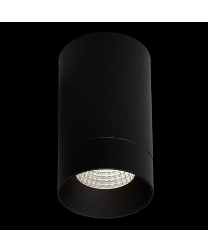 LED-RPL NS 06 12W 220-240V ЧЕРНЫЙ IP20 ЦИЛИНДР Ф70Х118