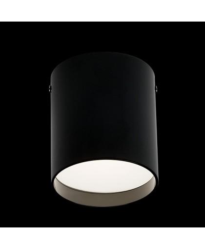 LED-RPL NS 01 10W 220-240V 750LM ЧЕРНЫЙ IP 20 COB Φ95*95MM