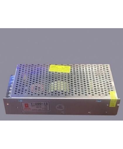 Блок питания для LED ленты IP20 200W, 12V/220V