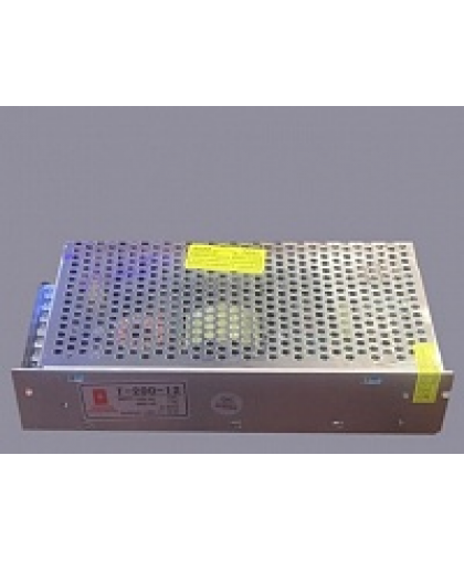 Блок питания для LED ленты IP20 250W, 12V/220V